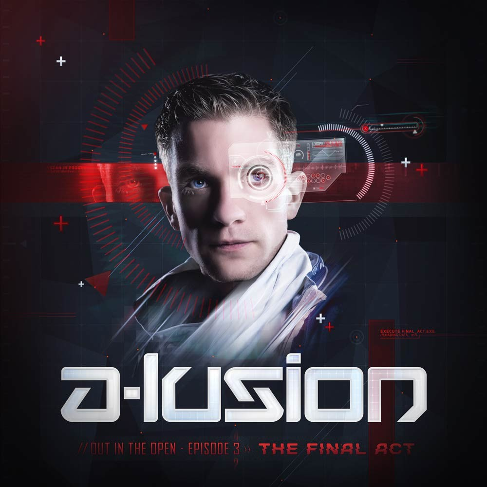 A-lusion CD Out in the Open 3 - The Final Act