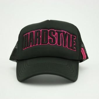 hardstyle trucker cap roze