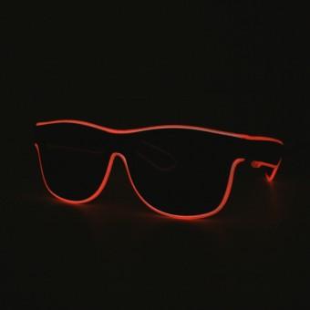LED bril oranje