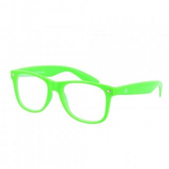 Spacebril licht groen