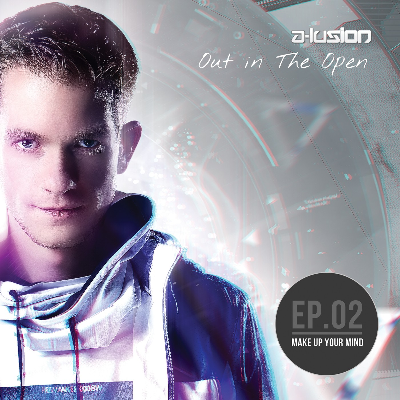 A-Lusion - Out in the Open 2: Make up Your Mind CD