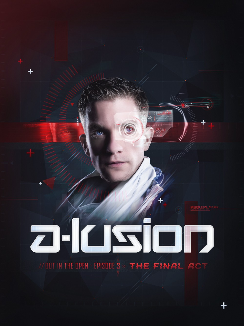 A-Lusion Out in the Open 2 Poster