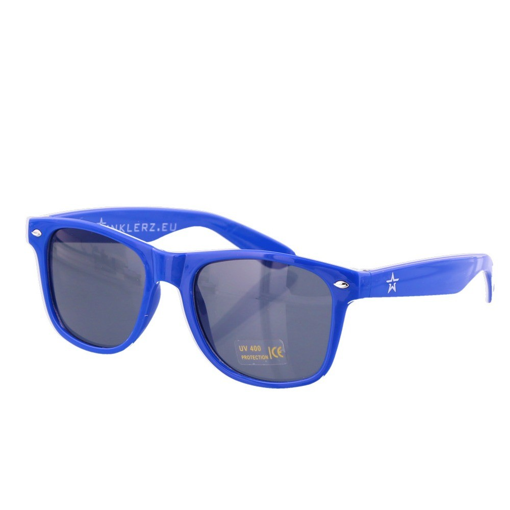 Dark Blue Party Sunglasses