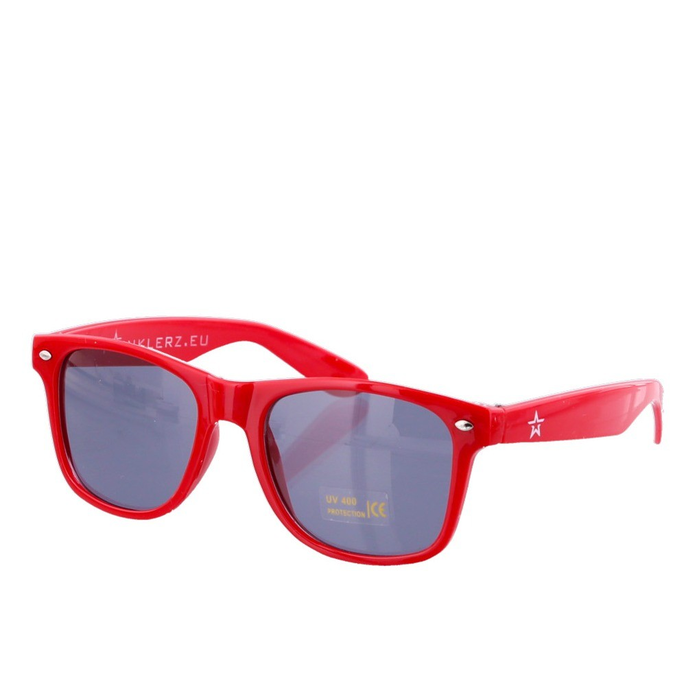 Red Party Sunglasses