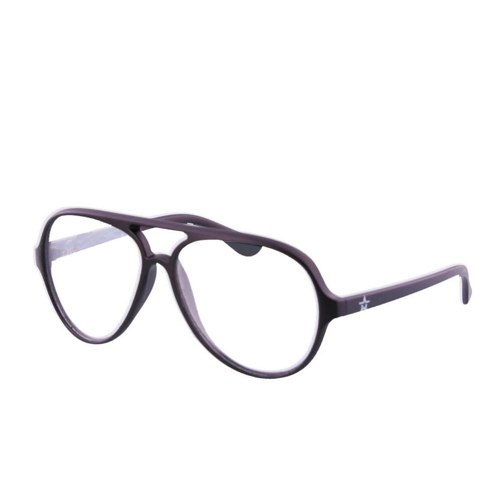 Twinklerz spacebril zwart aviator