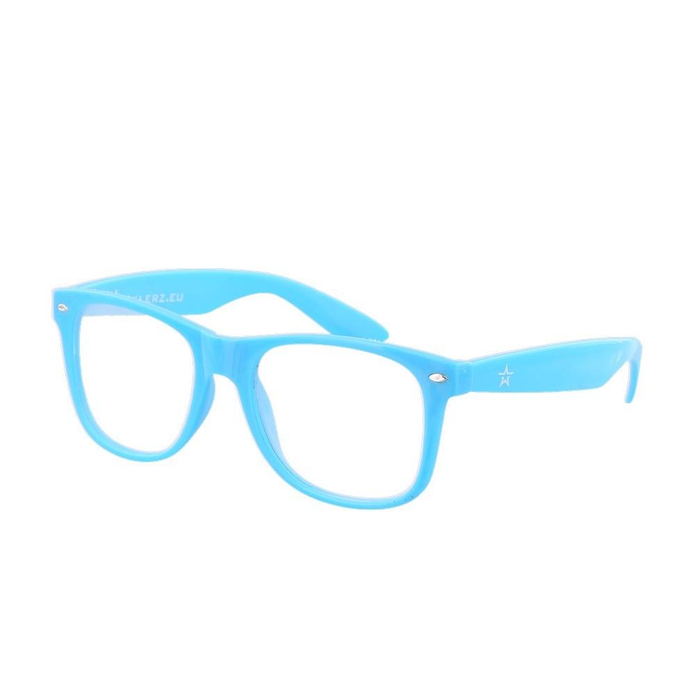 Twinklerz spacebril lichtblauw